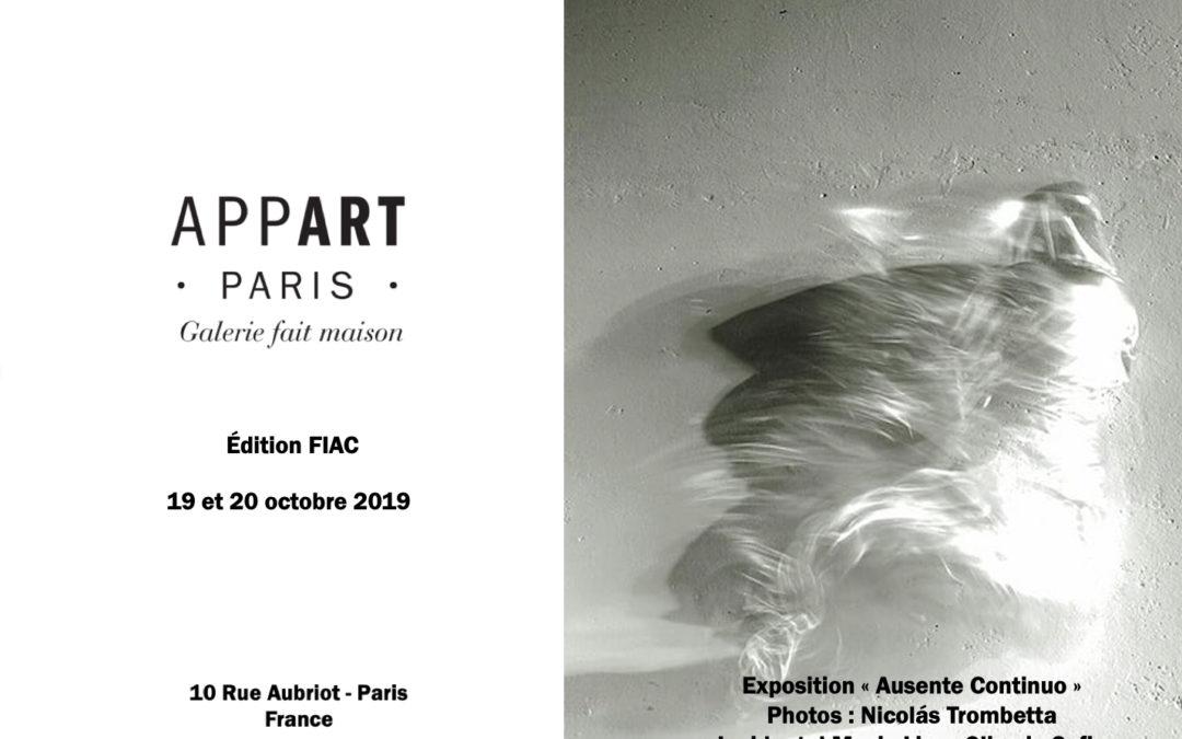 AUSENTE CONTINUO – PARIS